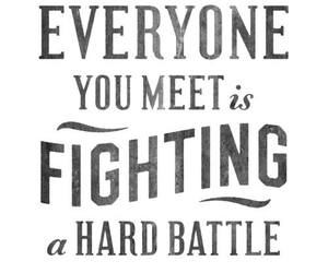 quotes, kind, and battle image