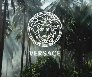 Versace and nature image