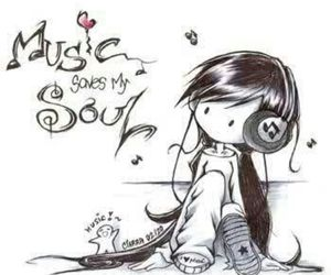 music and soul image