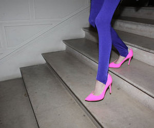 fashion, glamour, and steps image