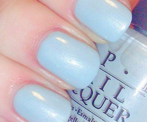 beauty, blues, and opi image