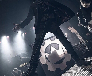 crown the empire and andy leo image