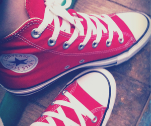 all-star converse red image