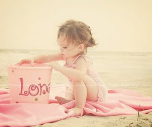 baby, ♥, and cute image