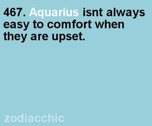aquarius, horoscope, and zodiac image
