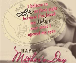 mother, mothers day messages, and mothers day sms image