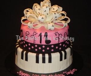 16, birthday, and birthday cake image