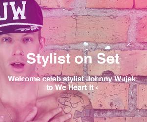 stylist and johnny wujek image
