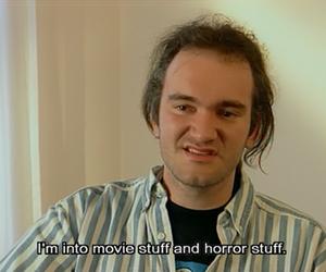quentin tarantino, horror, and movie image