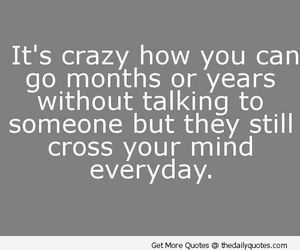 quote, crazy, and text image