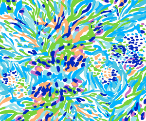 background, wallpaper, and lilly pulitzer image