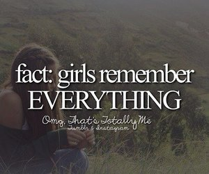 fact, girl, and everything image