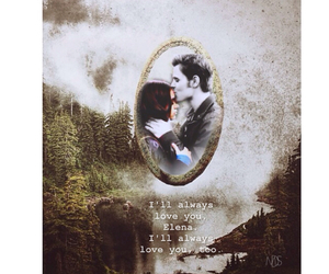 texture, the vampire diaries, and stefan salvatore image