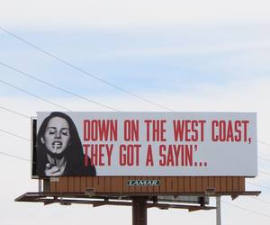 lana del rey, west coast, and ultraviolence image
