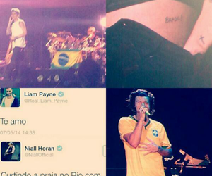one direction and brasil image