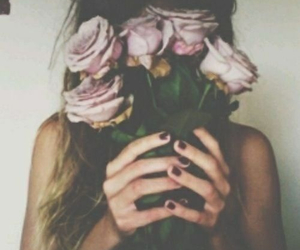 depressed, flowers, and gorgeous image