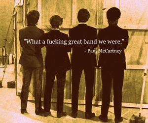 the beatles, Paul McCartney, and band image