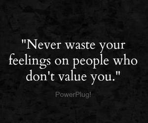 quote, feelings, and people image