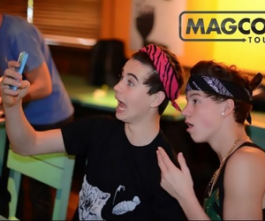 taylor caniff, nash grier, and tash image
