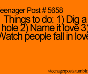 love, teenager post, and funny image