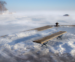 banc, frosted, and cold image