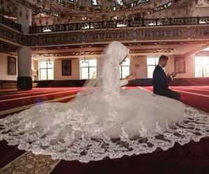 muslim, wedding, and love image