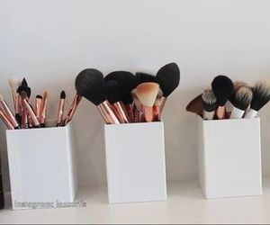 makeup, Brushes, and storage image