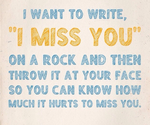 love, quote, and rock image