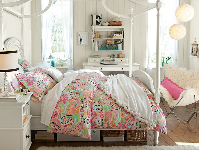 Paisley Coraline Bedroom Shared By Pbteen On We Heart It