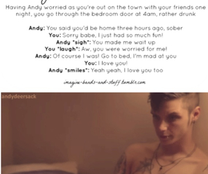 imagine, andy sixx, and black veil brides image