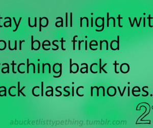 best friend, movies, and friends image