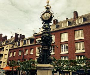 clock, france, and nostalgia image