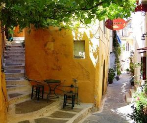 crete, greek, and chania image