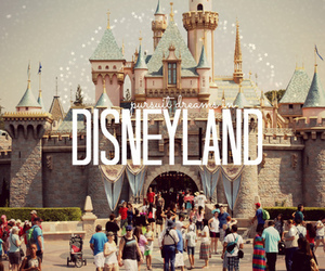 disneyland, disney, and Dream image