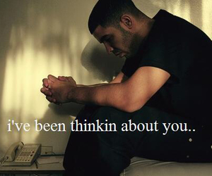 Drake and text image