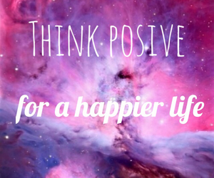 happy, life, and think image