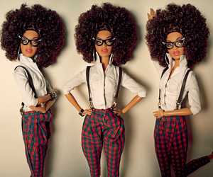 Afro, clothes, and fashion image