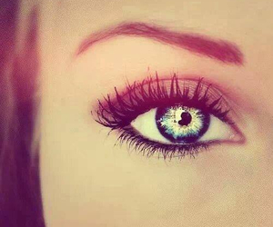 beautiful, eyes, and love image