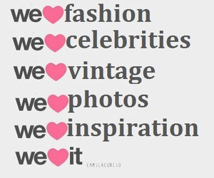 we heart it, fashion, and vintage image