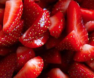 strawberries and yum image