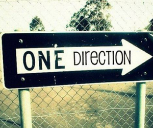 my life, direction, and one image