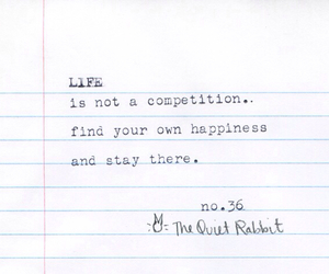 life, quotes, and happiness image