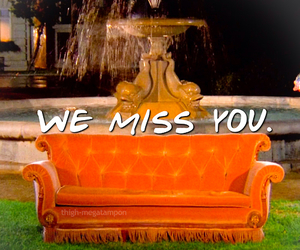 friends, miss, and series image