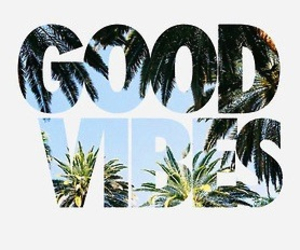 good vibes, summer, and wallpaper image