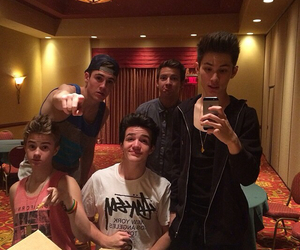 magcon, aaron carpenter, and carter reynolds image