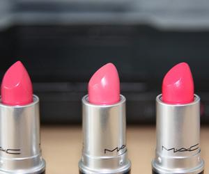 lipstick, mac, and photography image
