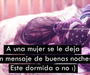 frase, perfecto, and buenas noches image