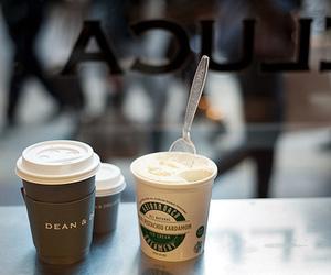 coffee, food, and ice cream image