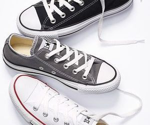 all stars, fashion, and sneakers image