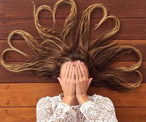 hair and hearts image